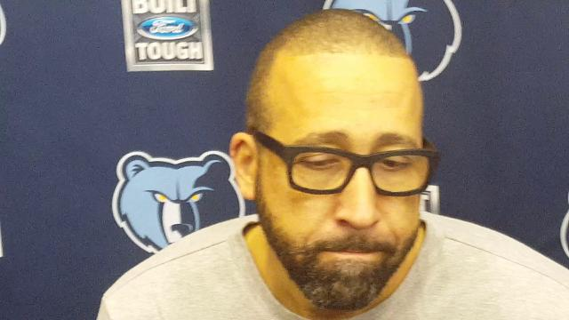 Griz coach Fizdale reacts to season ending