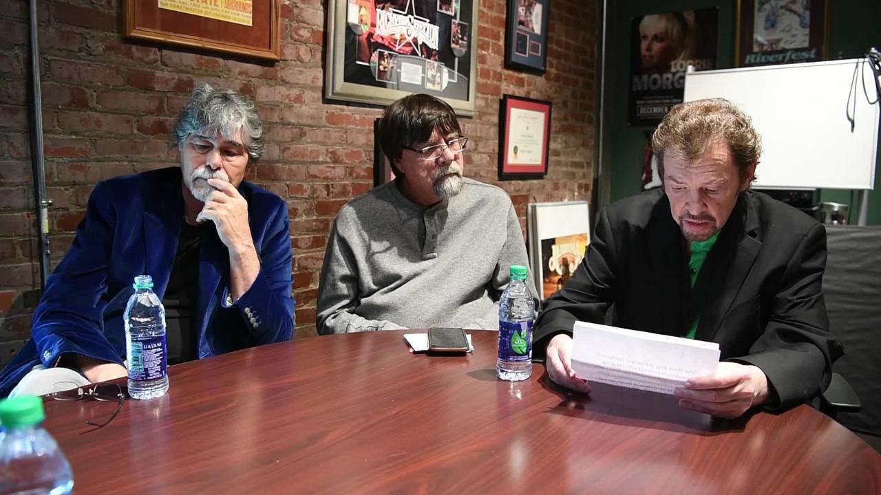 Alabama's Jeff Cook reveals he has Parkinson's disease