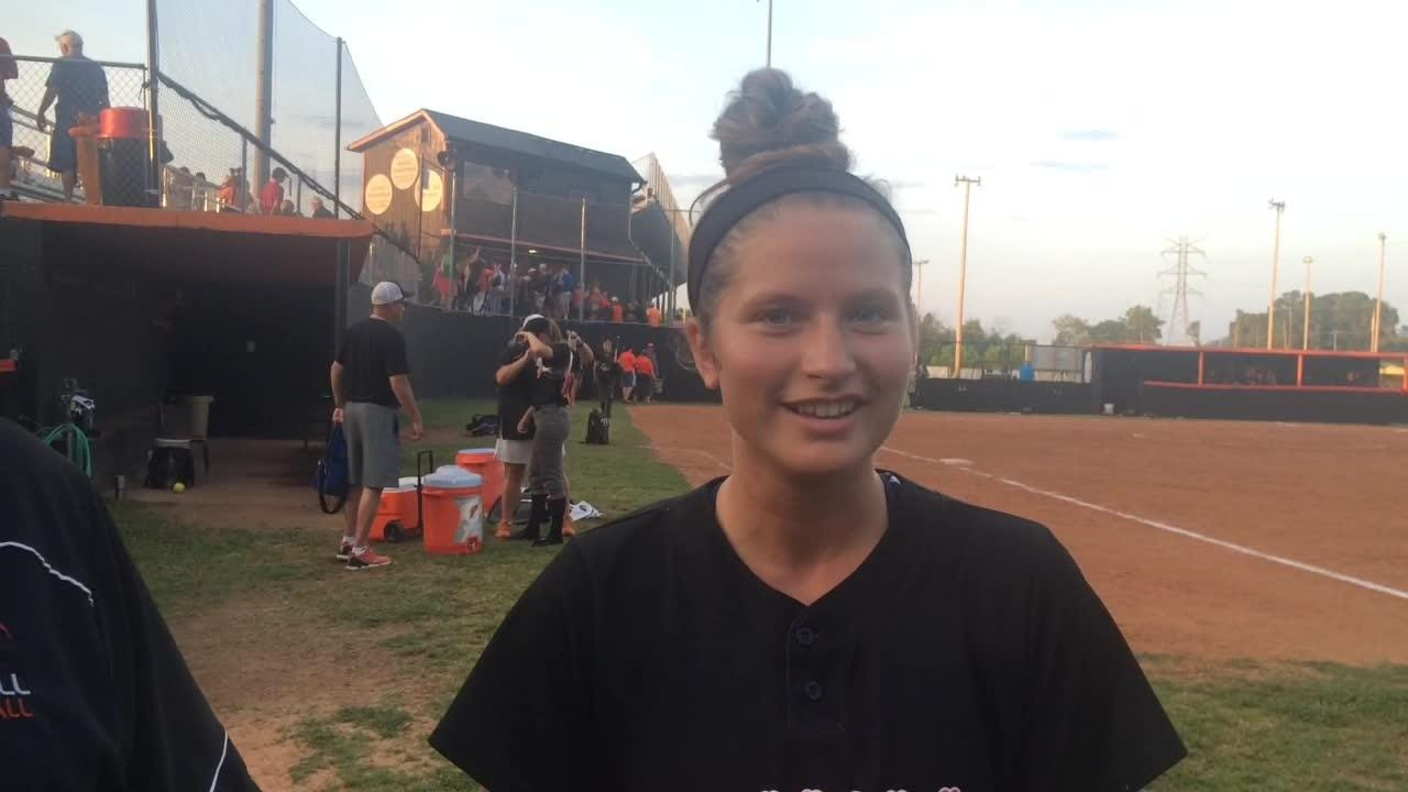 Powell softball makes state tournament