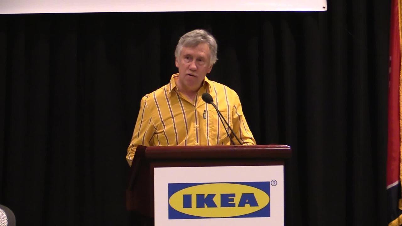 Ikea supports the Nashville Predators