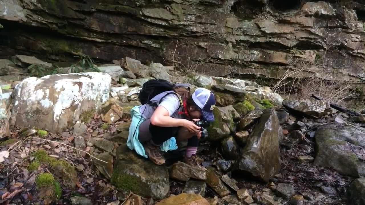 Hiking Big South Fork