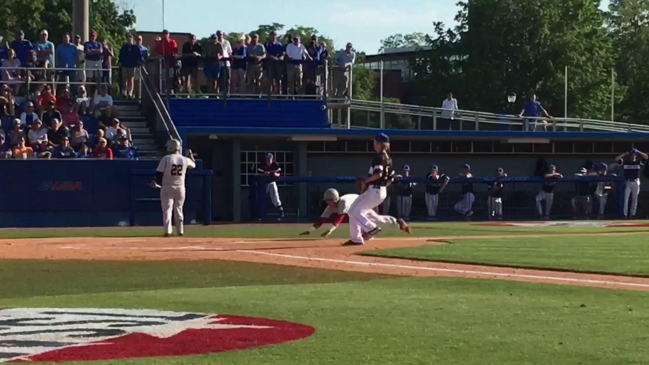 WATCH: Brentwood baseball wins AAA title