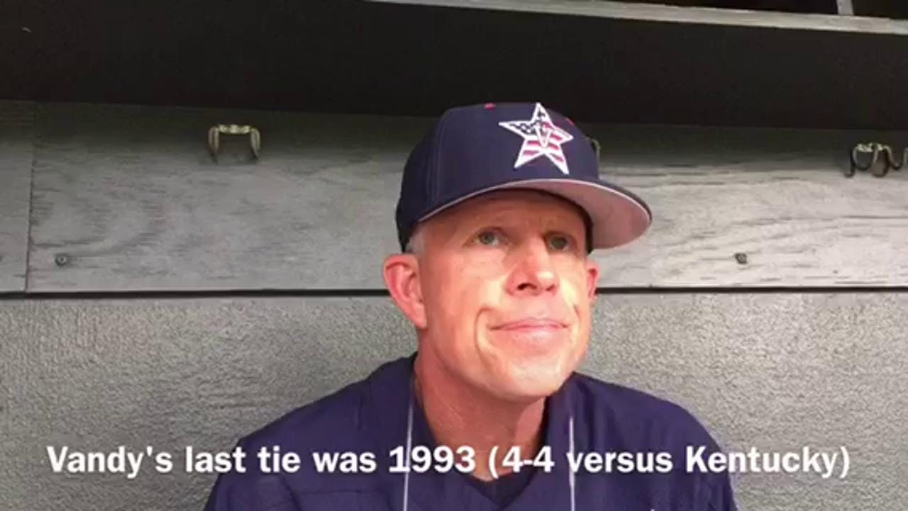 Tied games are 'gross' says Tim Corbin
