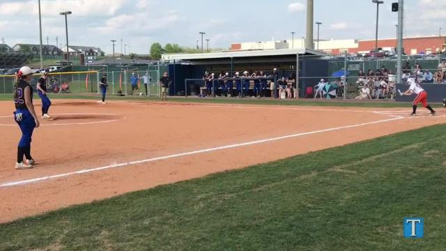VIDEO: Dickson County softball to play in 5th-straight district title