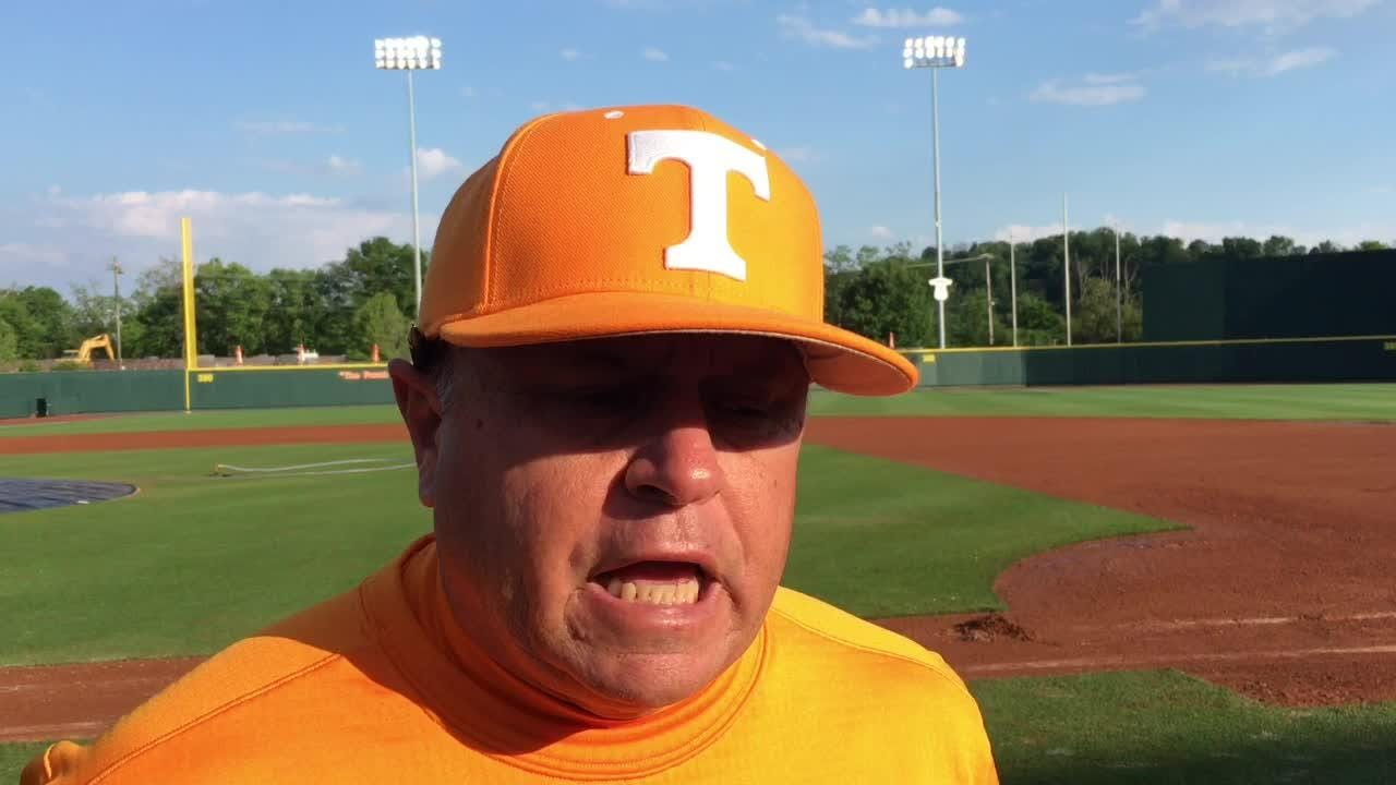 Dave Serrano: Vols won one; two would have been nice.