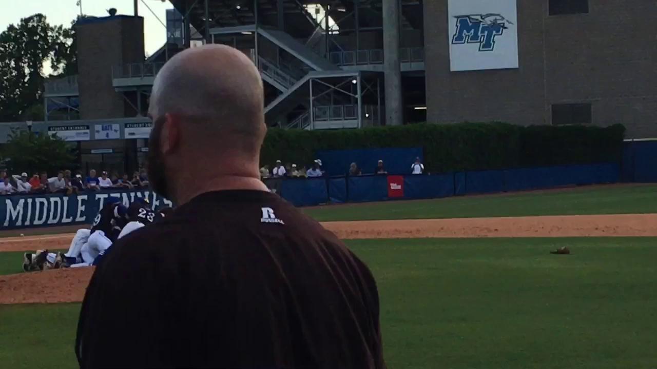 WATCH: Brentwood celebrates AAA baseball title