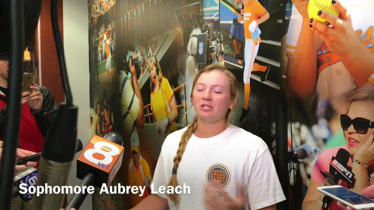 Vols prepare for Super Regional