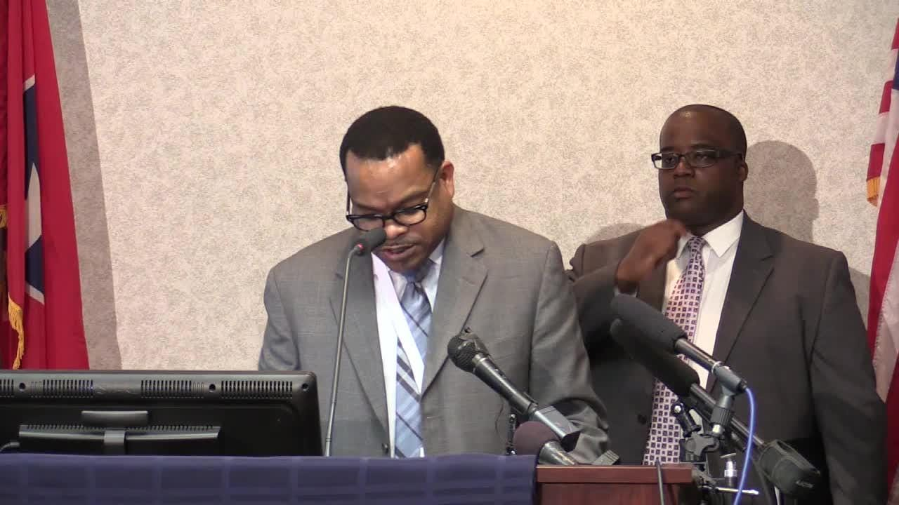 Pastor calls for calm as Nashville DA won't charge officer in Jocques Clemmons death