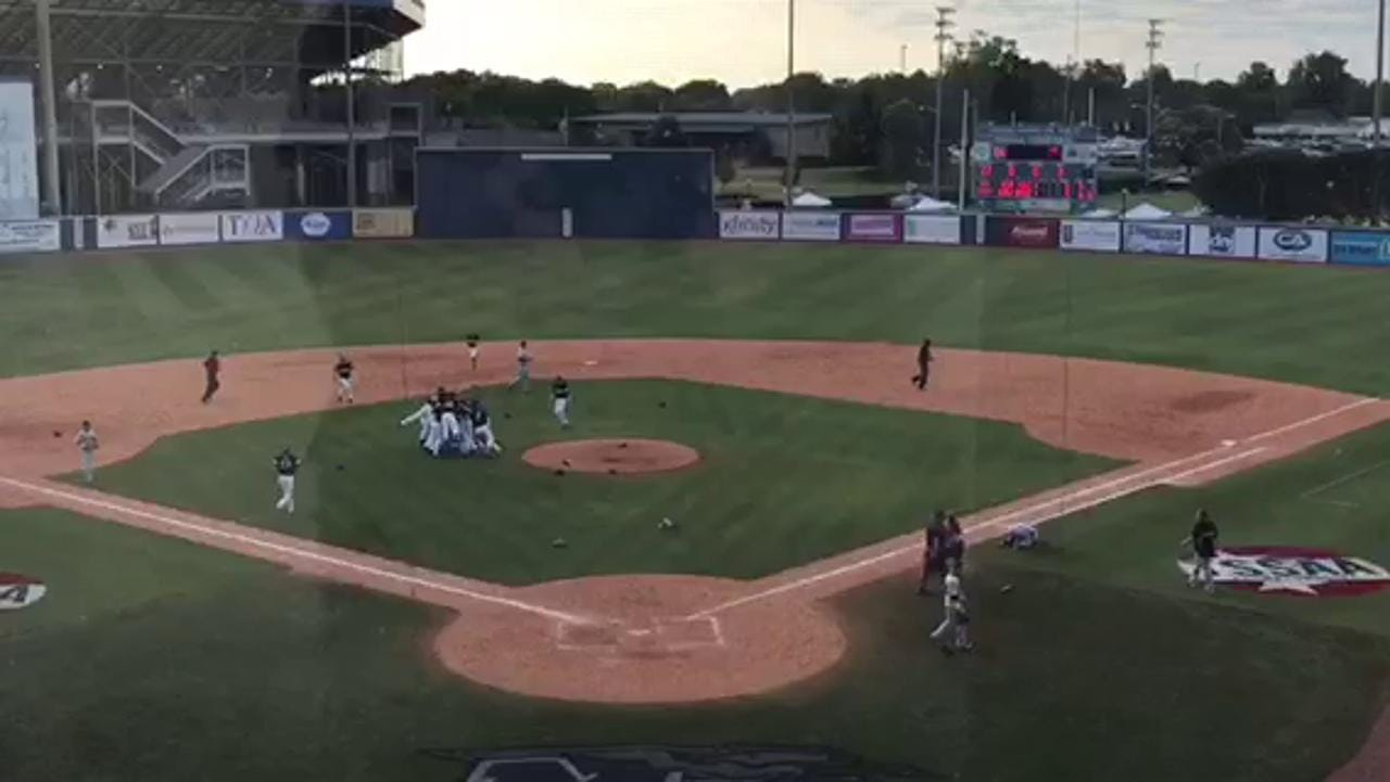 Watch: Brentwood celebrates Class AAA title