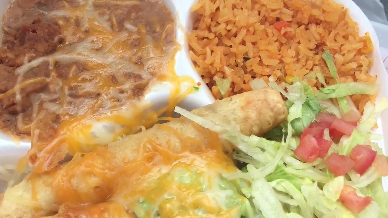 Nashville $10 lunch: Oscar's Taco Shop - Bellevue