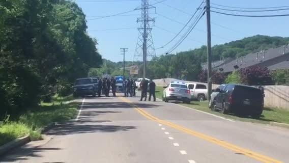 Metro Police say West Nashville homicide suspect in custody