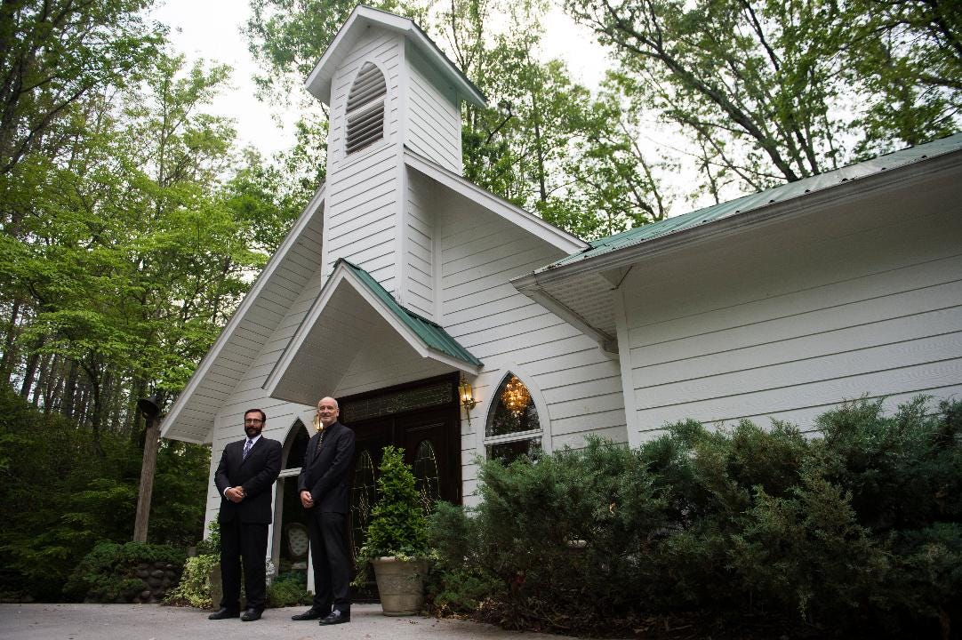 Wedding Chapel Business Slow To Recover In Gatlinburg