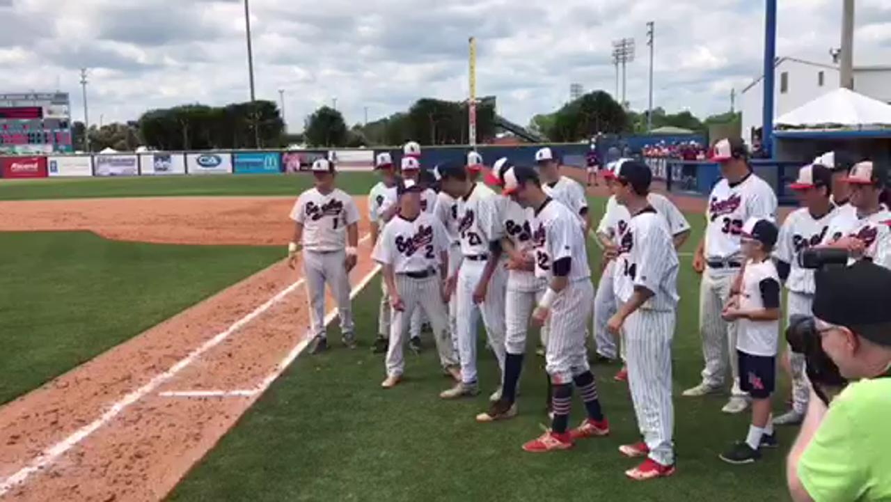 Watch: Brentwood Academy celebrates Division II-AA championship