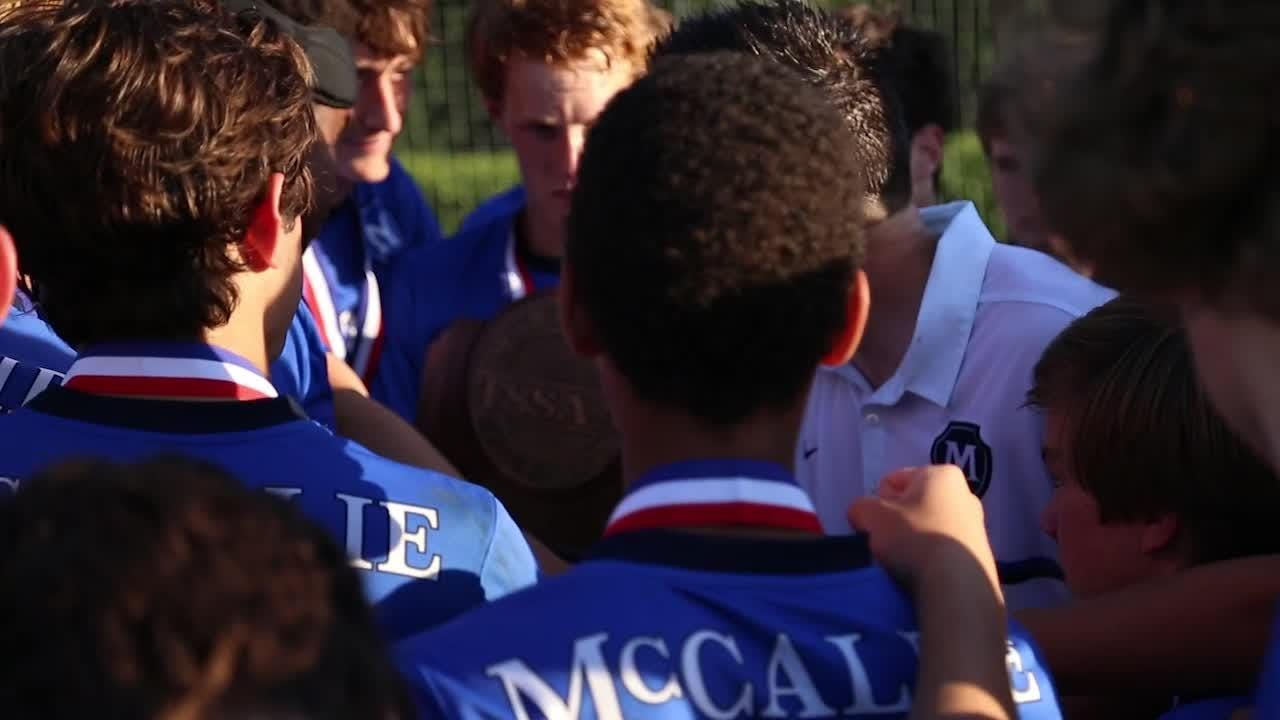 McCallie celebrates first DII-AA title in 18 years