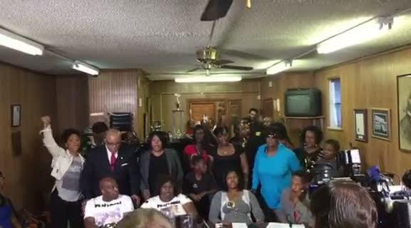 Clemmons family, supporters call for justice
