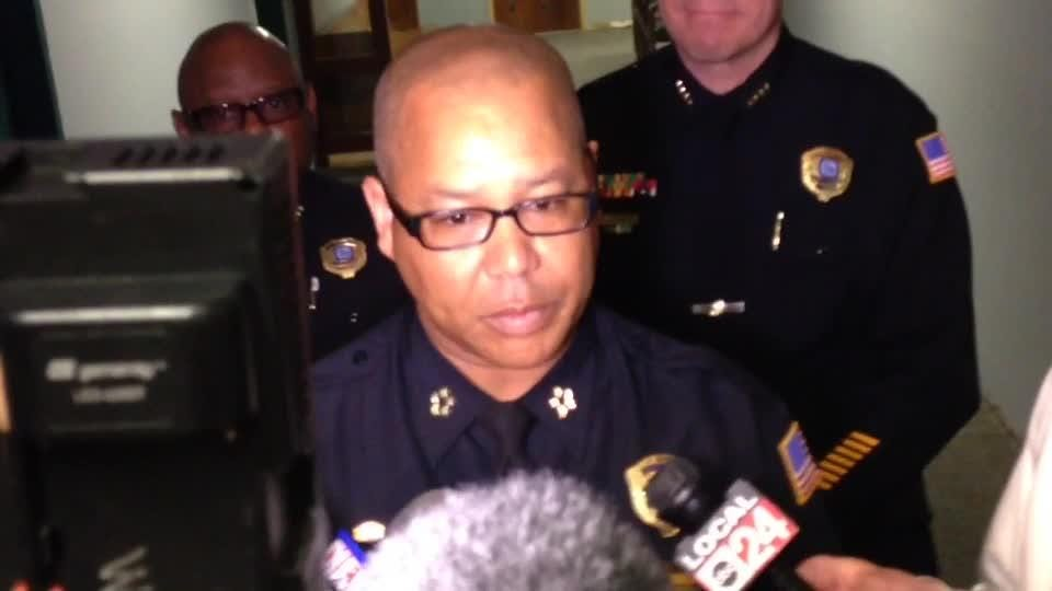 MPD Director Rallings: 'Our problems are gangs, guns and drugs'