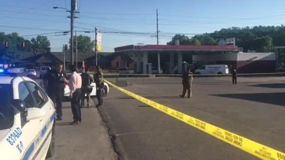 Nashville police search for gas station killing suspect