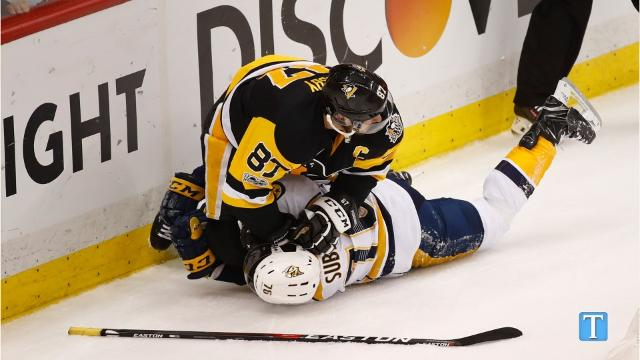Rivalry between P.K. Subban, Sidney Crosby escalating during Stanley Cup Final