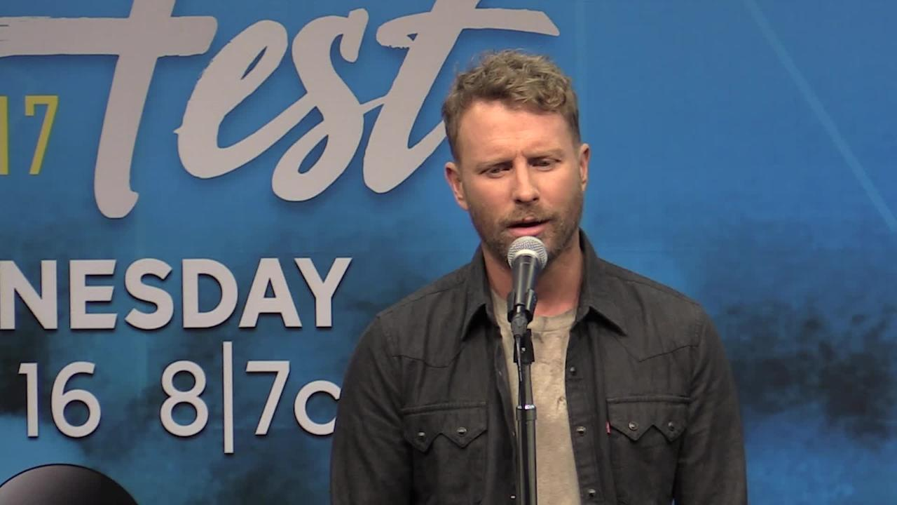 CMA Fest: Dierks Bentley discusses the impact of the Predators