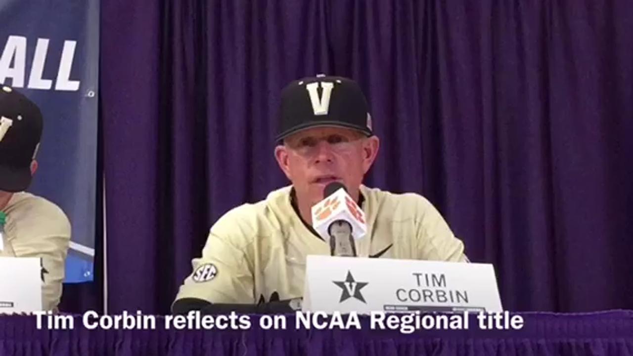 Tim Corbin doesn't like term 'adversity'