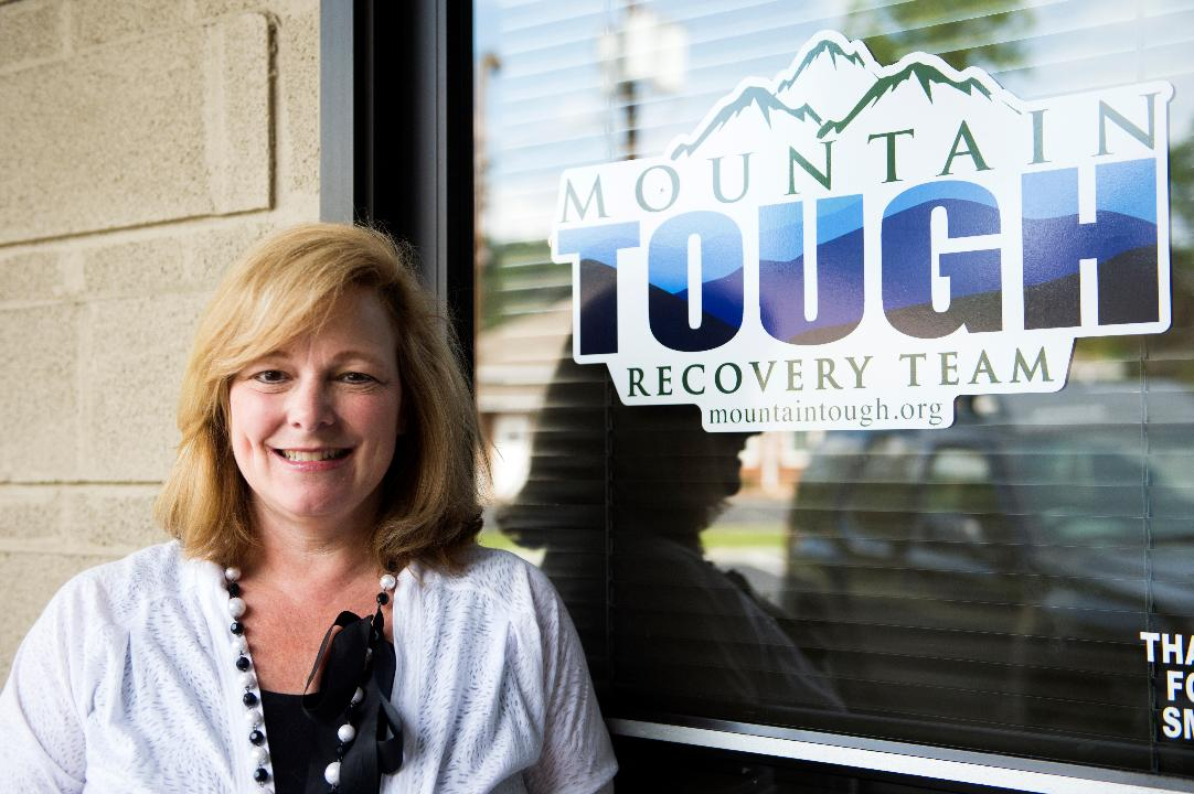 Mountain Tough executive director gives overview of the non-profit