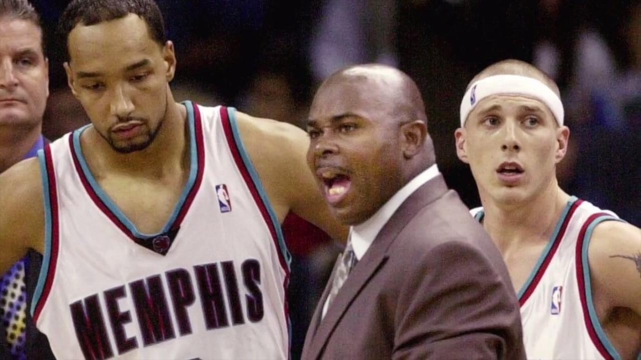 Calkins and Herrington break down the Grizzlies 2002 NBA draft