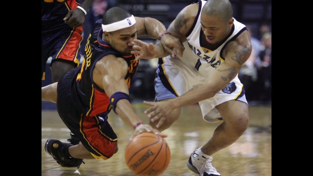 Calkins and Herrington explain the Grizzlies 2004 NBA draft