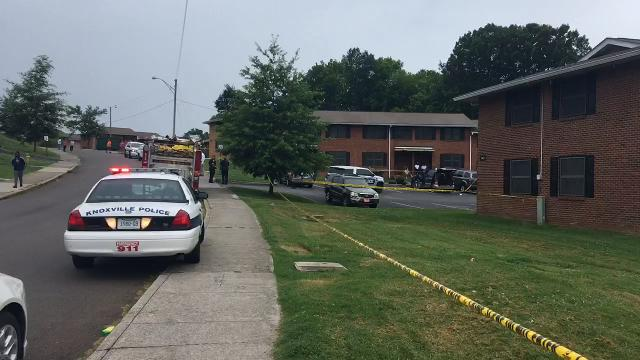 Shooting at Montgomery Village