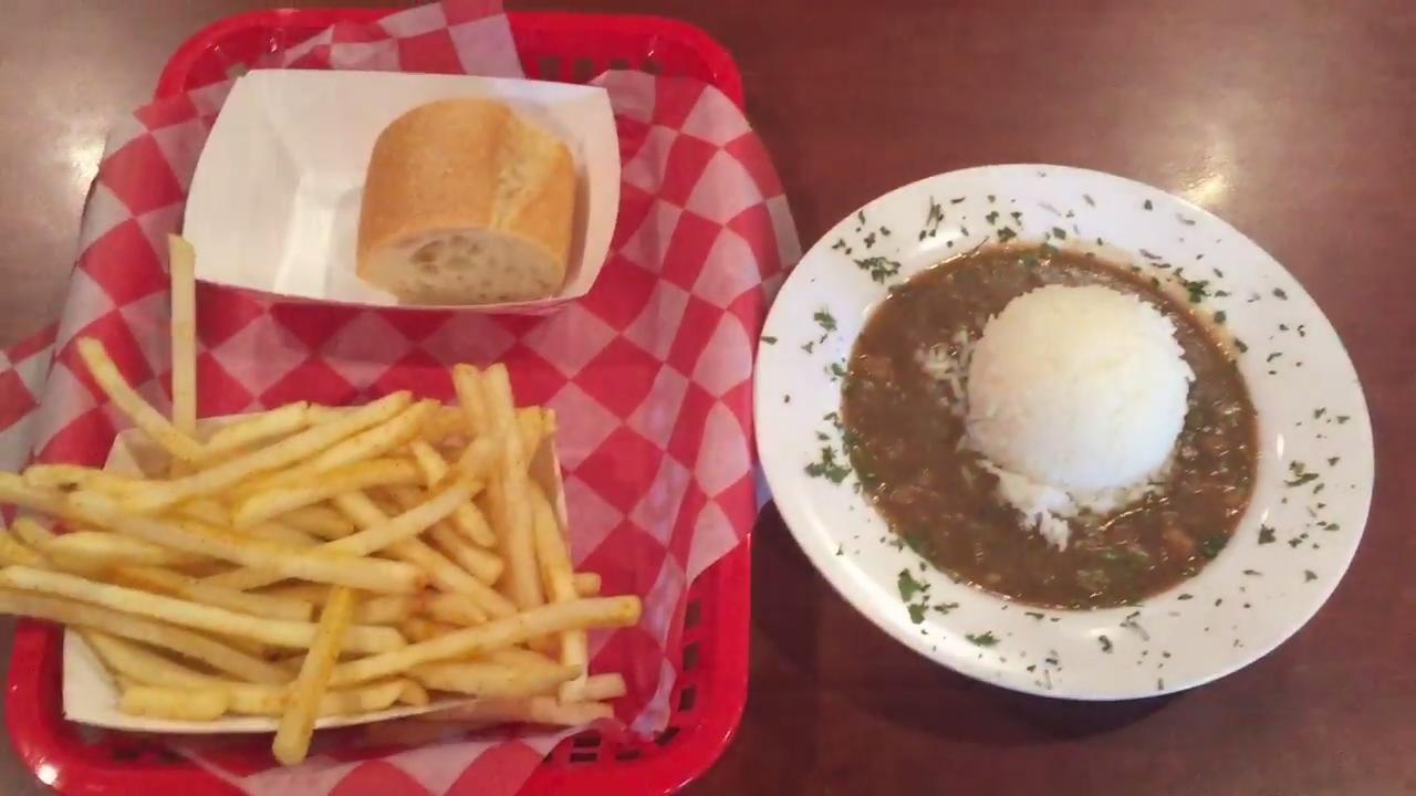 Nashville $10 lunch: Voodoo Gumbo