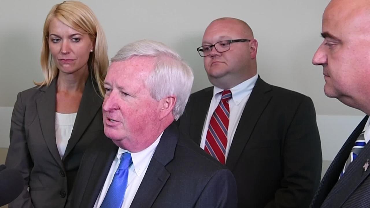 Prosecutors discuss the verdict in the Brandon Banks rape trial