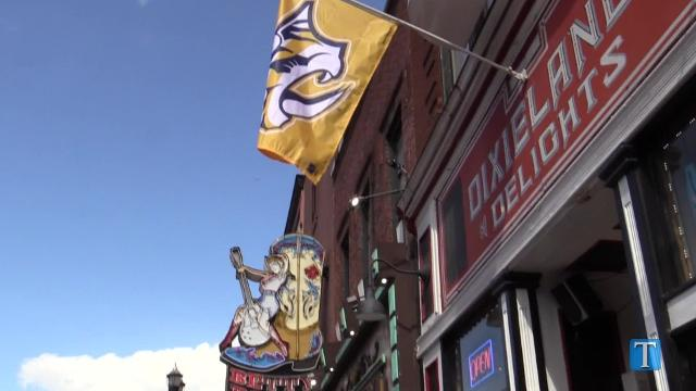 CMA Fest and Stanley Cup Final: Nashville's split personalities collide