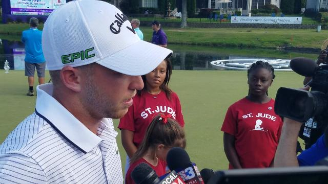 Daniel Berger explains how he won back-to-back FedEx St. Jude Classic titles