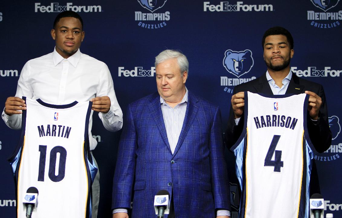 Drafting an injured player in the Grizzlies 2015 draft