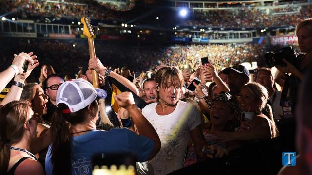 The best surprises of CMA Fest 2017