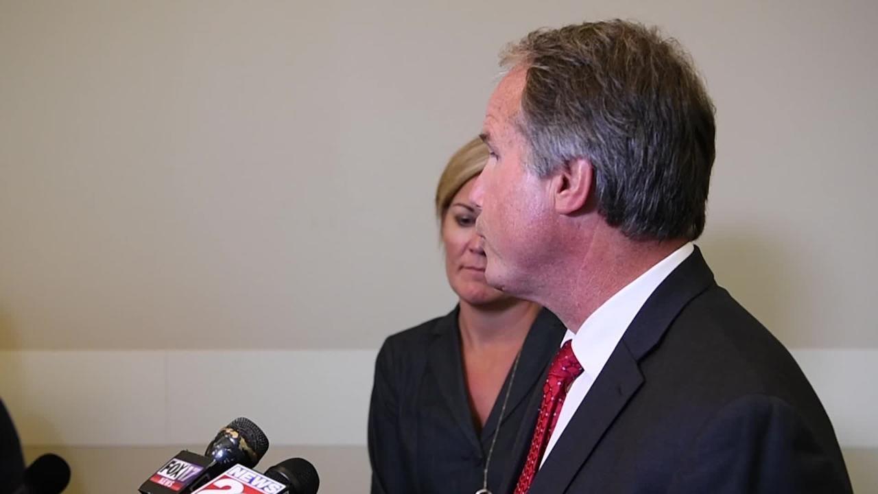 Defense Attorney Mark Scruggs discusses the verdict in the Brandon Banks rape trial