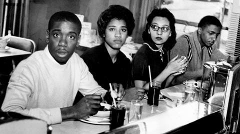 Diane Nash: Lunch Counter Sit-Ins