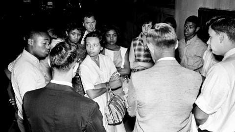Diane Nash: She led a revolution of voices