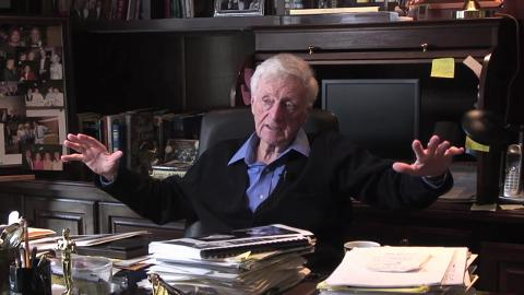 Seigenthaler recounts attack while trying to rescue Freedom Riders