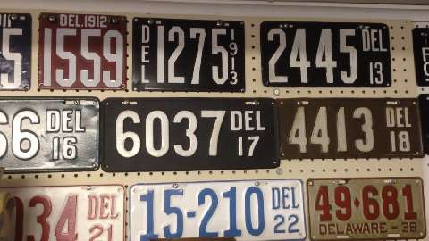 Which State Has Prettiest License Plates Not Delaware