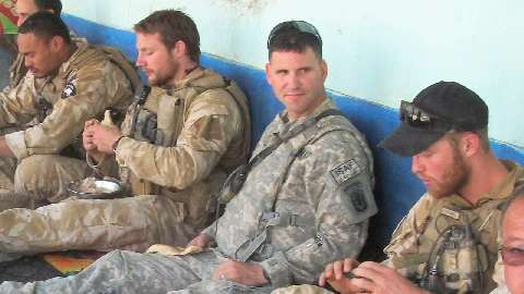 'Part of him died,' family says of returned veteran