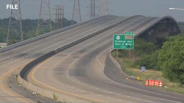 One year anniversary of I-495 bridge closure