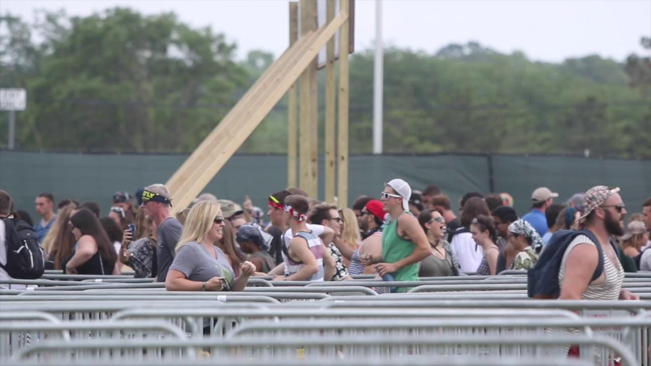 Gates open for 2015 Firefly Festival in Dover