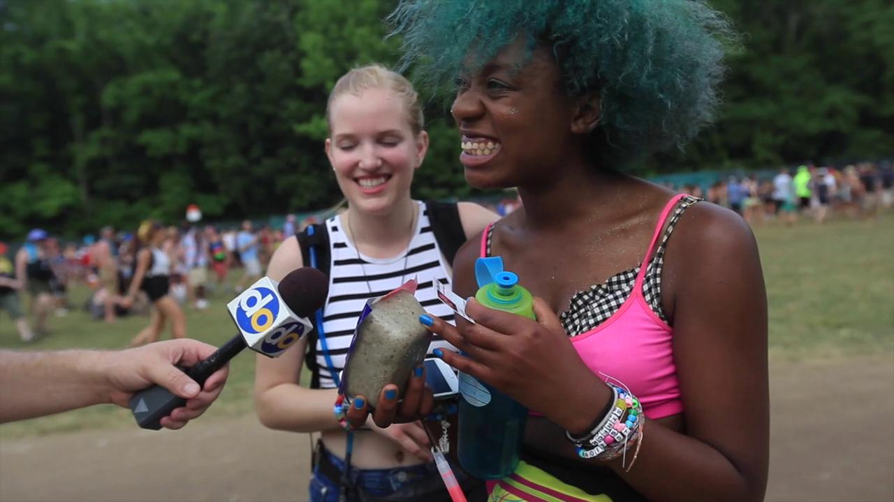 Firefly festivalgoers come face to face with scrapple