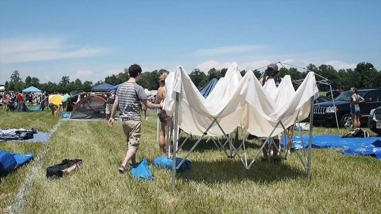 Firefly's first campers claim spots