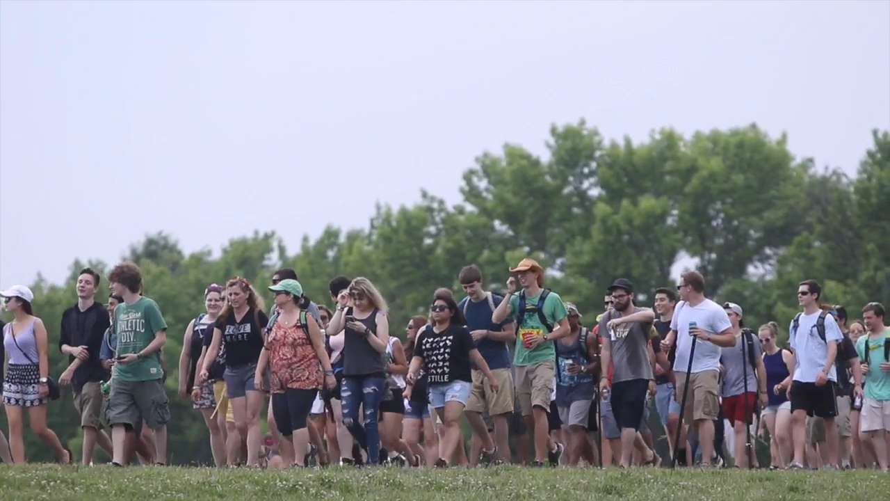 Mud doesn't dampen spirits on Firefly's first day