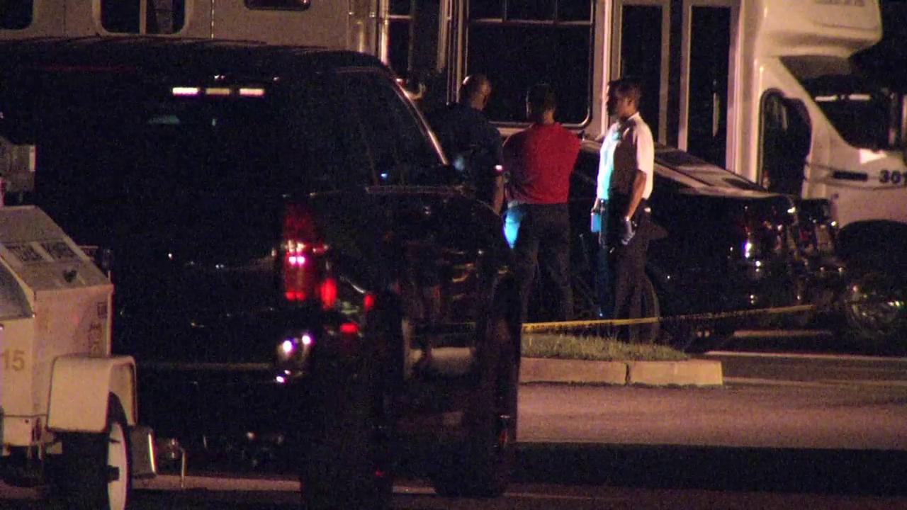 A man was found shot dead in the parking lot of a Hockessin nursing home Monday night.  Originally aired  8/25/15