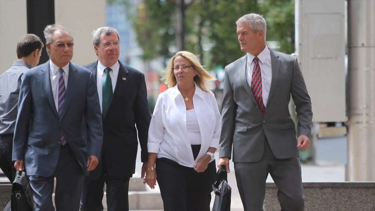 Former Wilmington Trust president in court Thursday