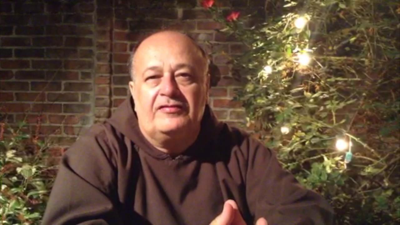 Brother Ronald discusses Pope Francis' parkway mass