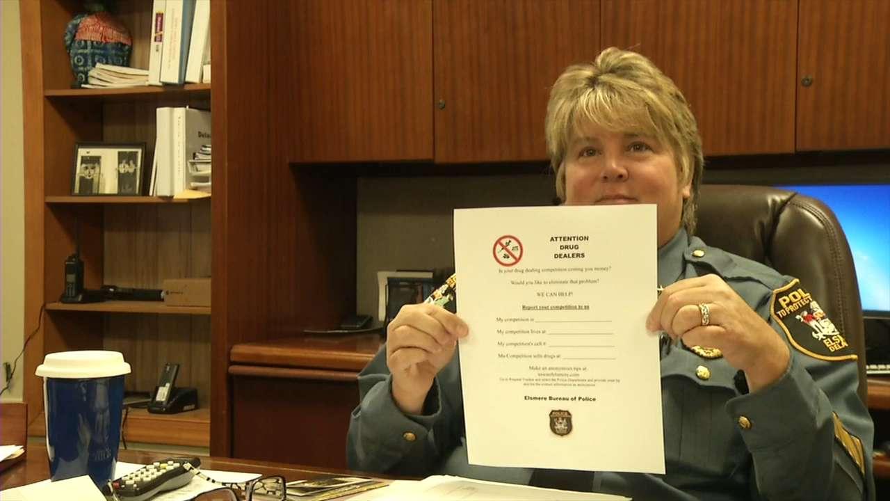 Elsmere PD tries 'inventive' approach to arrest drug dealers