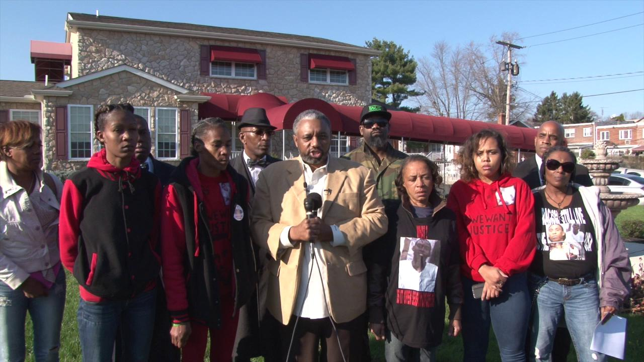 McDole family calls for Wilmington police chief to resign